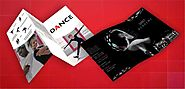 Dance Brochure Design Services - Best Dance Class Brochures