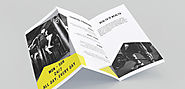Fitness Brochure Design Services - Fitness Center Brochure Templates