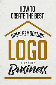 How to Create the Best Home Remodeling Logo design in Bangalore