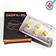 Generic Medicine Tadalafil helps to treat Erectile Dysfunction