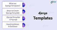 Django Templates - Learn to Create Your First Template Using HTML - DataFlair