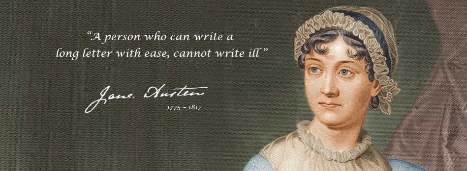 Headline for 10 Inspiring Quotes by Jane Austen