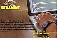 TOP ONLINE CASINO SOFTWARE DEVELOPERS AND WHY THEY ARE IMPORTANT