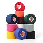 Emerging online stores for athletic tape supplies