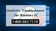 OneDrive Troubleshooter for Windows -OneDrive Support 1-800-385-7116