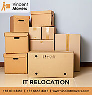 Important Moving and Packing Tips for Stress Free Relocation By Vincent Movers Singapore Movers Services