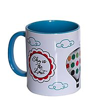 Buy Now Printed Mugs for Coffee in India Online - Sassy Baegum