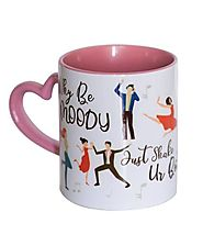 Order Best Printed Mugs Online in India At The Best Price - Sassy Baegum