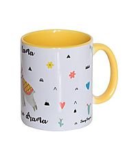 Get the printed mugs online at the best price - Sassy Baegum