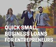Quick Small Business Loans for Entrepreneurs | LendingBuilder