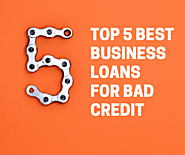 Top 5 Best Business Loans For Bad Credit | LendingBuilder