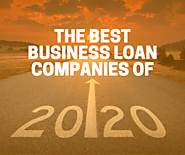 The Best Business Loan Companies of 2020 | LendingBuilder
