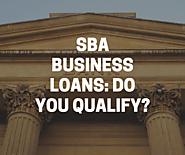 SBA Business Loans: Do You Qualify? | LendingBuilder