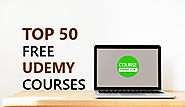 Top 50 Free Udemy Courses | Udemy Coupon Club