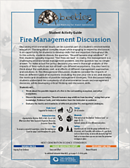 Fire Management Discussion - Beetles Project Discussion