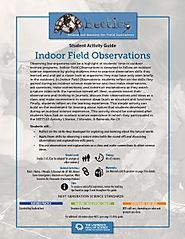 Indoor Field Observations - BEETLES Project Classroom Activity