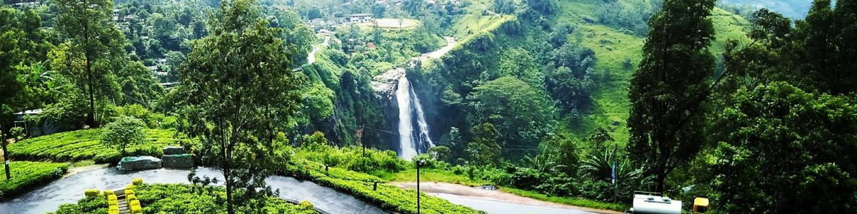 Headline for Must Visit Waterfalls in Nuwara Eliya