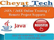Java Online Training - Cheyat Technologies - J2EE Online Training