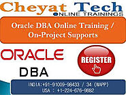 Oracle DBA Online Training - cheyat tech