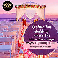 How To Plan The Perfect Destination Wedding In Goa | Wedding Planners