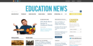 Web's #1 Source for K12 and Higher Education News and Commentary - EducationNews.org