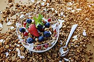 Why muesli super food for weight loss?
