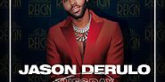 Jason Derulo At Reign Showclub London