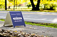 Order Business Sidewalk Signs by Insight Signs, Aurora & York Region