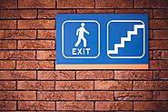 Easy To Understand Wayfinding Directional Signage, Aurora ON