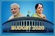 Budget 2020 LIVE Updates: Nirmala Sitharaman, Carrying Bahi Khata, Meets President With Her Team
