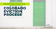 Colorado Eviction Process