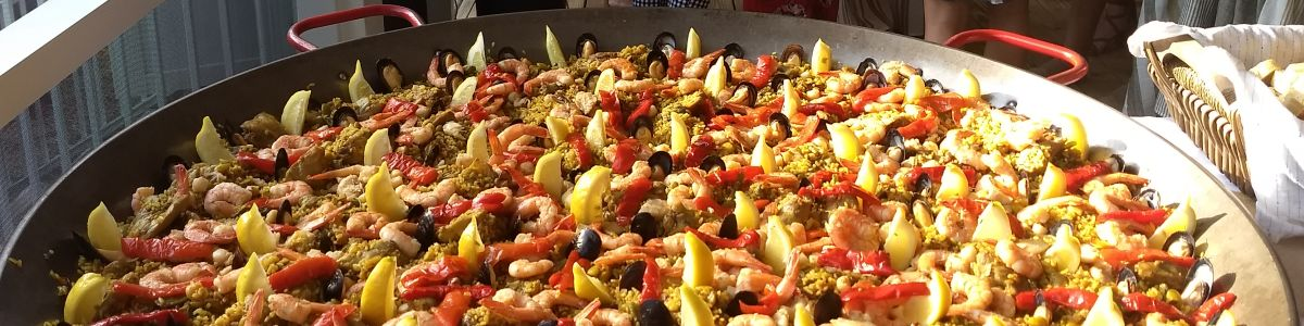 Headline for Best Catering in Tallahassee by Real Paella Catering