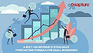 A Bolt on Revenue System Sales Forecasting Formula For Small Businesses -