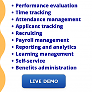 HR Management Software System in Singapore