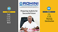 Rohini College of Engineering and Technology