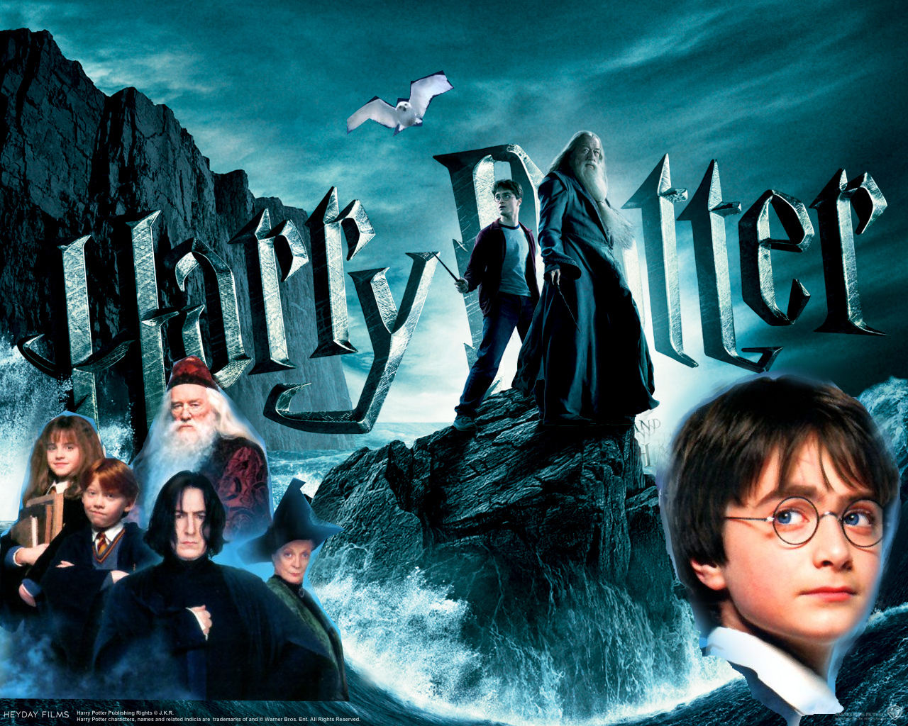Headline for Harry Potter characters you wished were alive till the end!