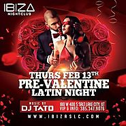 Pre Valentines Thursday Latin Night