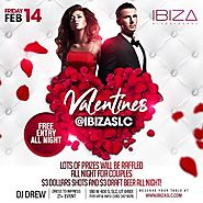 Valentine's Day Celebration @ Ibiza