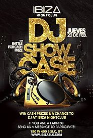 DJ Showcase | DJ's Battle | Showcase Your Talent
