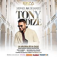 Grab a Ticket for Tony Dize Concert at IBIZA Nightclub in Salt Lake City