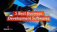 5 Best Business development Softwares - Business Management Software