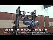 Biceps Routine: Calisthenics