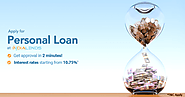 Personal Loan for financial feeds with minimal documentation