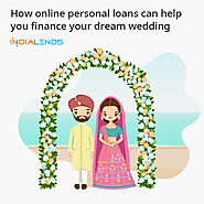 How online personal loans can help you finance your dream wedding
