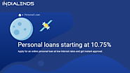 Best Personal Loan Interest Rates Online