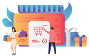 Do Your Business Online With E-Commerce Web Development. - Websoftech : powered by Doodlekit