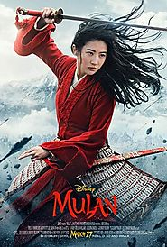 Mulan (2020) Torrent Download - DocTorrent