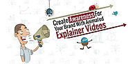 Increase Brand Awareness with Animated Explainer Videos
