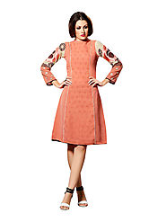 Kurti With Jacket Pattern -Your style Faux Pas Savior!