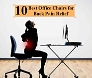 10 Best Chairs for Back Pain | Lumbar Support Chairs
